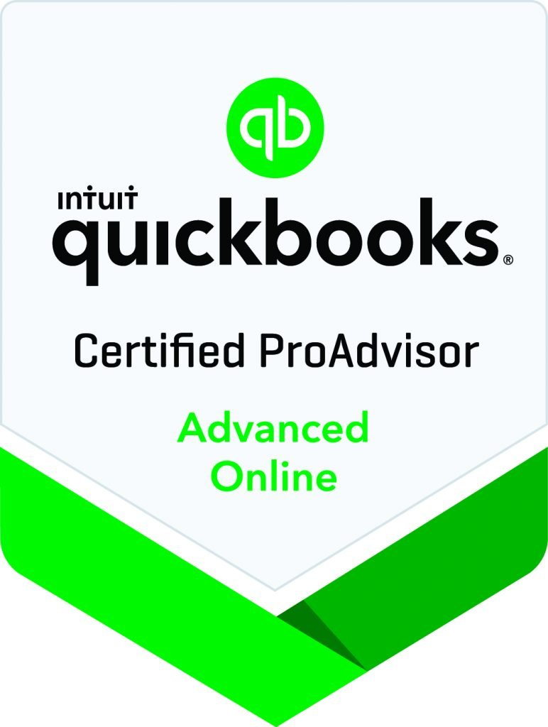 Quickbooks - Advanced Certification logo